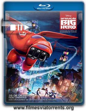 Operação Big Hero Torrent - BluRay Rip 720p | 1080p Dublado 5.1