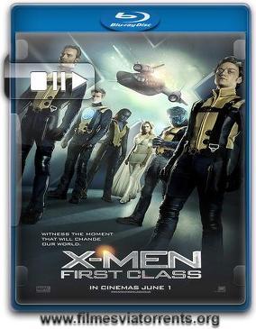 X-men Primeira Classe Torrent