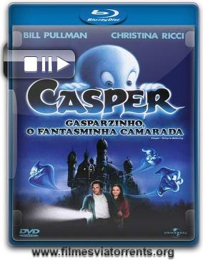 Gasparzinho ,o Fantasminha Camarada Torrent - BluRay Rip 720p Dual Áudio
