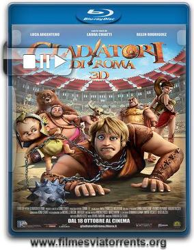 Um Gladiador em Apuros Torrent - BluRay Rip 720p | 1080p Dublado 5.1