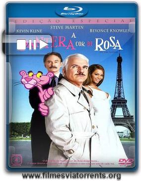 A Pantera Cor-de-Rosa Torrent - BluRay Rip 720p | 1080p Dual Áudio