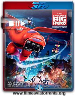 Operação Big Hero Torrent - BluRay Rip 720p | 1080p Dublado 5.1