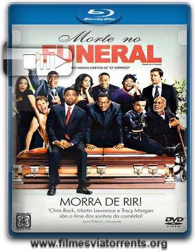Morte no Funeral Torrent - BluRay Rip 720p Dublado 5.1
