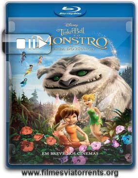 Tinker Bell e o Monstro da Terra do Nunca Torrent - BluRay Rip 720p | 1080p Dublado 5.1