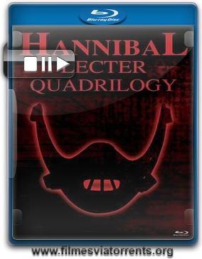 Quadrilogia – Hannibal Lecter Torrent - BluRay Rip 720p Dublado