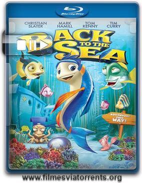 De Volta ao Fundo do Mar Torrent - BluRay Rip 720p | 1080p Dublado 5.1