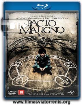 Pacto Maligno Torrent - WEB-DL 1080p Dual Áudio 5.1