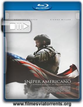 Sniper Americano Torrent - BluRay Rip 720p | 1080p Dublado 5.1