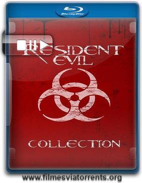 Pentalogia Resident Evil Torrent