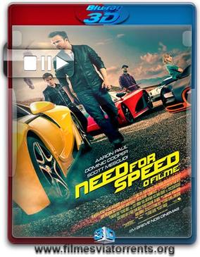 Need For Speed - O Filme Torrent - BluRay Rip 1080p 3D Dual Áudio 5.1