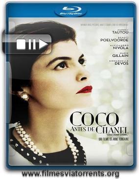 Coco Antes de Chanel Torrent - BluRay Rip 720p Dual Áudio
