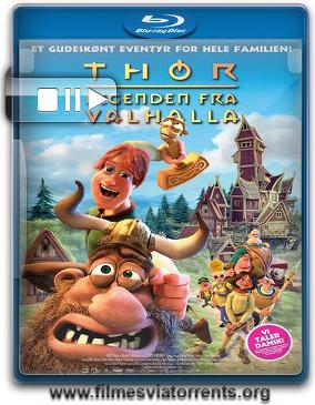 A Lenda de Valhalla Thor Torrent - BluRay Rip 1080p Dublado 5.1