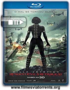 Resident Evil 5: Retribuição Torrent – BluRay Rip 720p Dublado