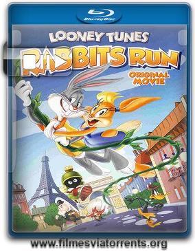 Looney Tunes Fuga dos Coelhos Torrent - WEB-DL 720p Dual Áudio