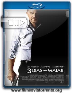 3 Dias Para Matar Torrent - BluRay Rip 720p Dual Áudio 5.1