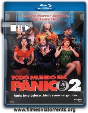Todo Mundo em Pânico 2 Torrent - BluRay Rip 720p Dublado