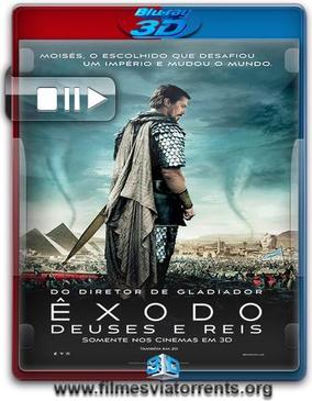 Êxodo: Deuses e Reis Torrent - BluRay Rip 1080p 3D HSBS Dublado 5.1
