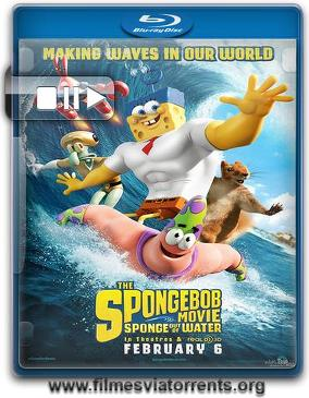 Bob Esponja: Um Herói Fora d'Água Torrent - BluRay Rip 720p | 1080p Dual Áudio 5.1