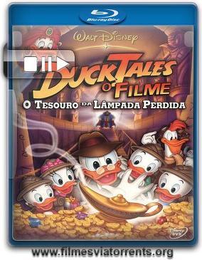 Duck Tales: O Filme – O Tesouro da Lâmpada Perdida Torrent - BluRay Rip 720p Dublado