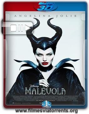 Malévola Torrent -BluRay Rip 1080p 3D Dual Áudio 5.1