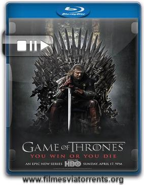 Game Of Thrones 1ª Temporada Torrent - BluRay Rip 720p Dublado
