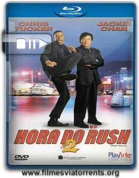 A Hora do Rush 2 Torrent - BluRay Rip 720p Dublado