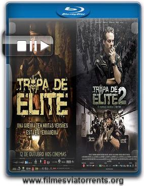 Duologia: Tropa de Elite Torrent - BluRay 1080p Nacional