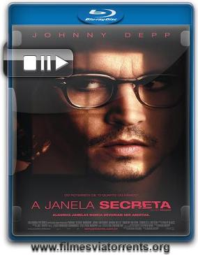 A Janela Secreta Torrent - BluRay Rip 1080p Dublado