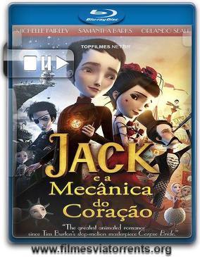 Jack e a Mecânica do Coração Torrent - BluRay Rip 1080p Dual Áudio 5.1