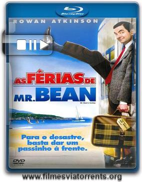 As Férias De Mr. Bean Torrent - BluRay Rip 720p Dual Áudio