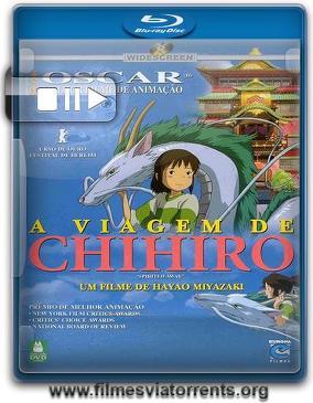 A Viagem de Chihiro Torrent - BluRay Rip 720p Dublado