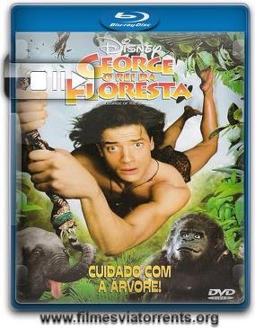 George, o Rei da Floresta Torrent - BluRay Rip 1080p Dual Áudio