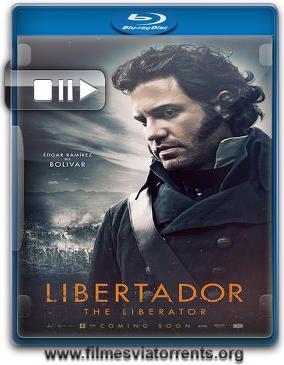 O Libertador Torrent - BluRay Rip 720p Dublado