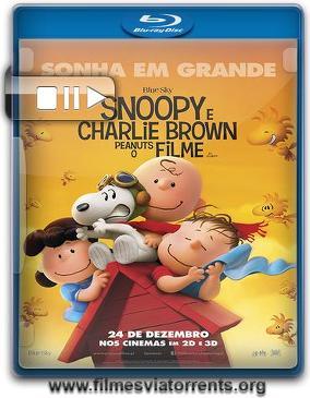 Snoopy & Charlie Brown: Peanuts, o Filme Torrent - BluRay Rip 720p e 1080p Dual Áudio