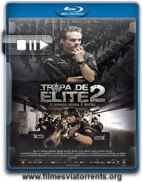 Tropa de Elite 2: O Inimigo Agora é Outro Torrent - BluRay Rip 720p Nacional