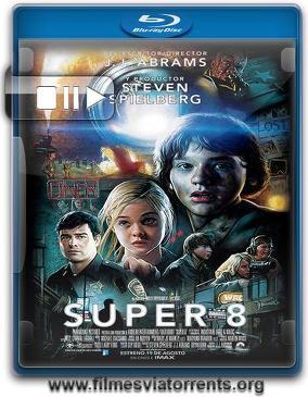 Super 8 Torrent - BluRay Rip 720p Dublado