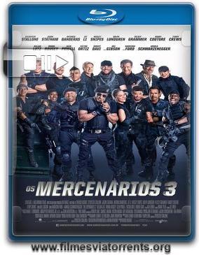 Os Mercenários 3 Torrent - BluRay Rip 720p | 1080p Dual Áudio 5.1