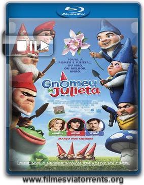 Gnomeu e Julieta Torrent - BluRay Rip 1080p Dublado