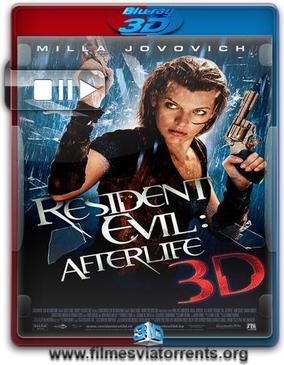Resident Evil 4: Recomeço Torrent – BluRay Rip 1080p 3D HSBS Dublado