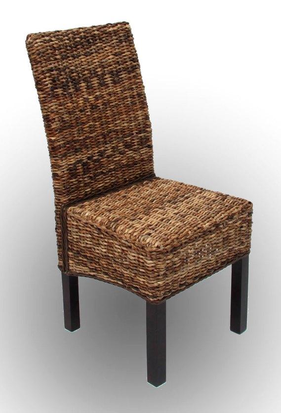 6 st hle esszimmerstuhl stuhl k chentst hle geflochten. Black Bedroom Furniture Sets. Home Design Ideas