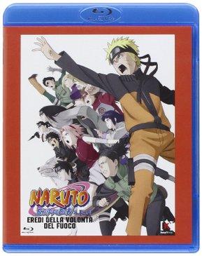 Naruto shippuden il film eredi della volontà del fuoco