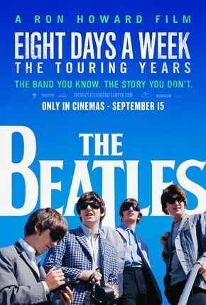 The Beatles: Eight Days a Week Poster