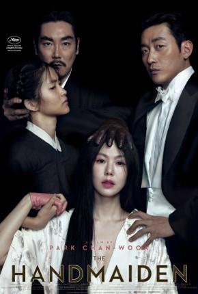 Η υπηρέτρια (Ah-ga-ssi / The Handmaiden) Poster