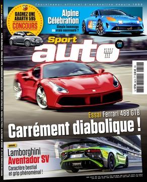 Sport Auto 642 - Juillet 2015