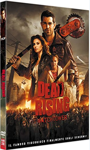 dead rising watchower dvd