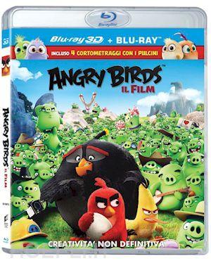 Angry Birds - Il film (2016) mkv 3D Half-OU Untoched  DTS ITA ENG + AC3 Sub - DDN