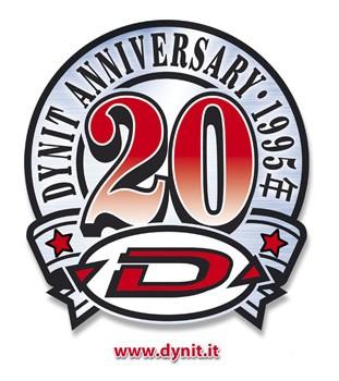 dynit logo 20 anniversario