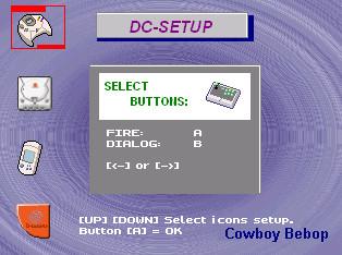 BennuGD Bennu Cowboy Bebop DREAMCAST homebrew