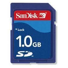 Erreur Sandisk File Not Found