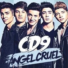 Portada Ángel Cruel CD9